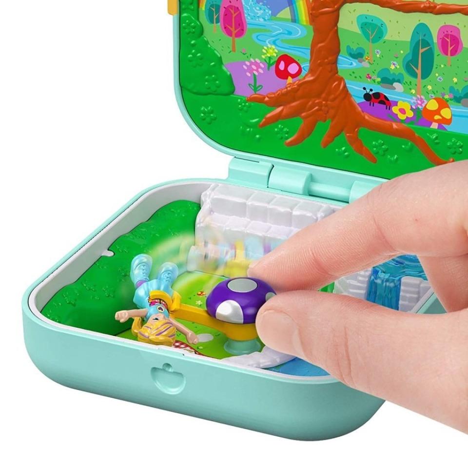 Obrázek 3 produktu Polly Pocket Pidi svět v krabičce - Čarovný les Mattel GDK79