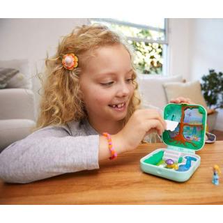 Obrázek 5 produktu Polly Pocket Pidi svět v krabičce - Čarovný les Mattel GDK79