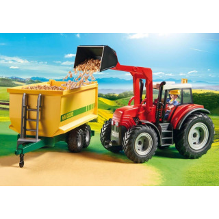 Obrázek 4 produktu Playmobil 70131 Traktor s vlečkou