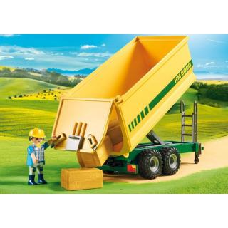 Obrázek 5 produktu Playmobil 70131 Traktor s vlečkou