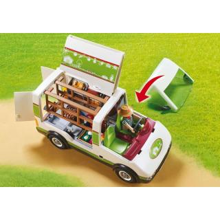 Obrázek 5 produktu Playmobil 70134 Pojízdná prodejna bioproduktů