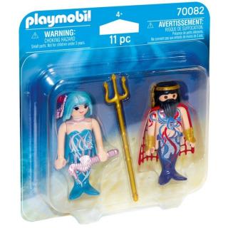 Obrázek 2 produktu Playmobil 70082 Neptun a mořská víla