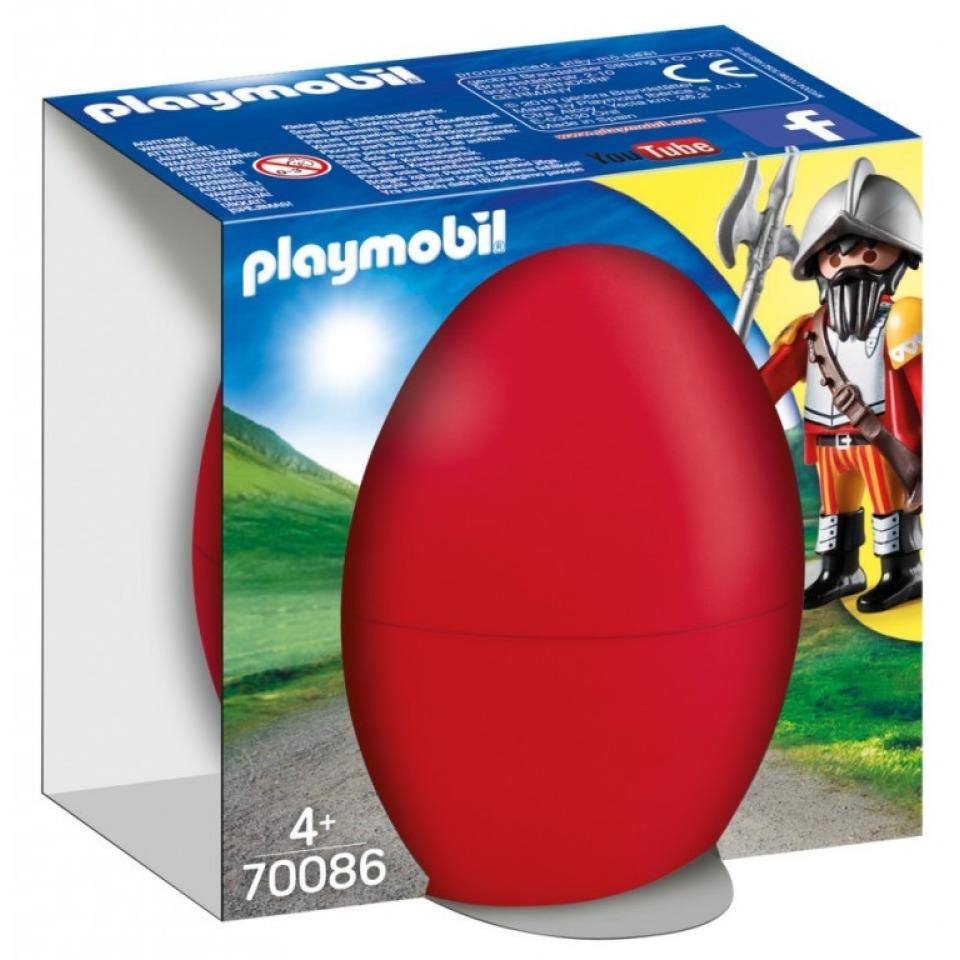 Obrázek 1 produktu Playmobil 70086 Rytíř s kanonem, vajíčko