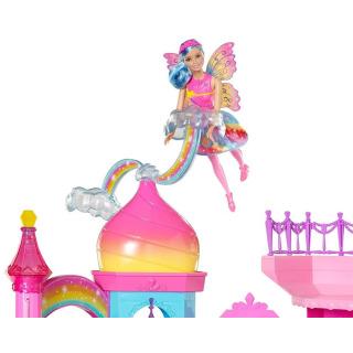 Obrázek 3 produktu Mattel Barbie velký zámek pro princezny 95 cm, DPY39