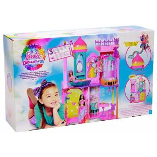 Obrázek 4 produktu Mattel Barbie velký zámek pro princezny 95 cm, DPY39
