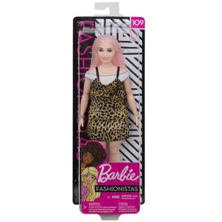 Obrázek 5 produktu Barbie modelka 109, Mattel FXL49