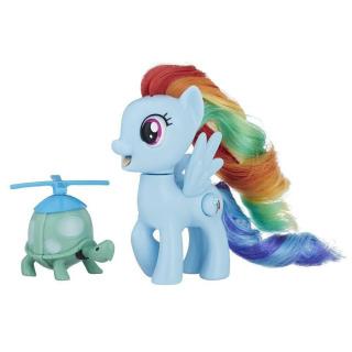 Obrázek 2 produktu MLP My Little Pony Udivený Rainbow Dash s vrtulníkem