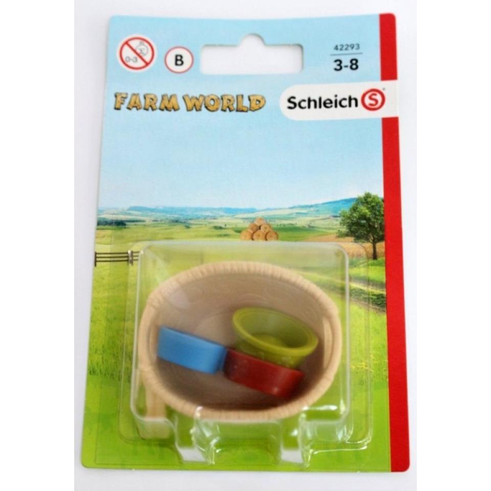 Obrázek 1 produktu Schleich 42293 Svět přírody - krmivo pro kočky a psi