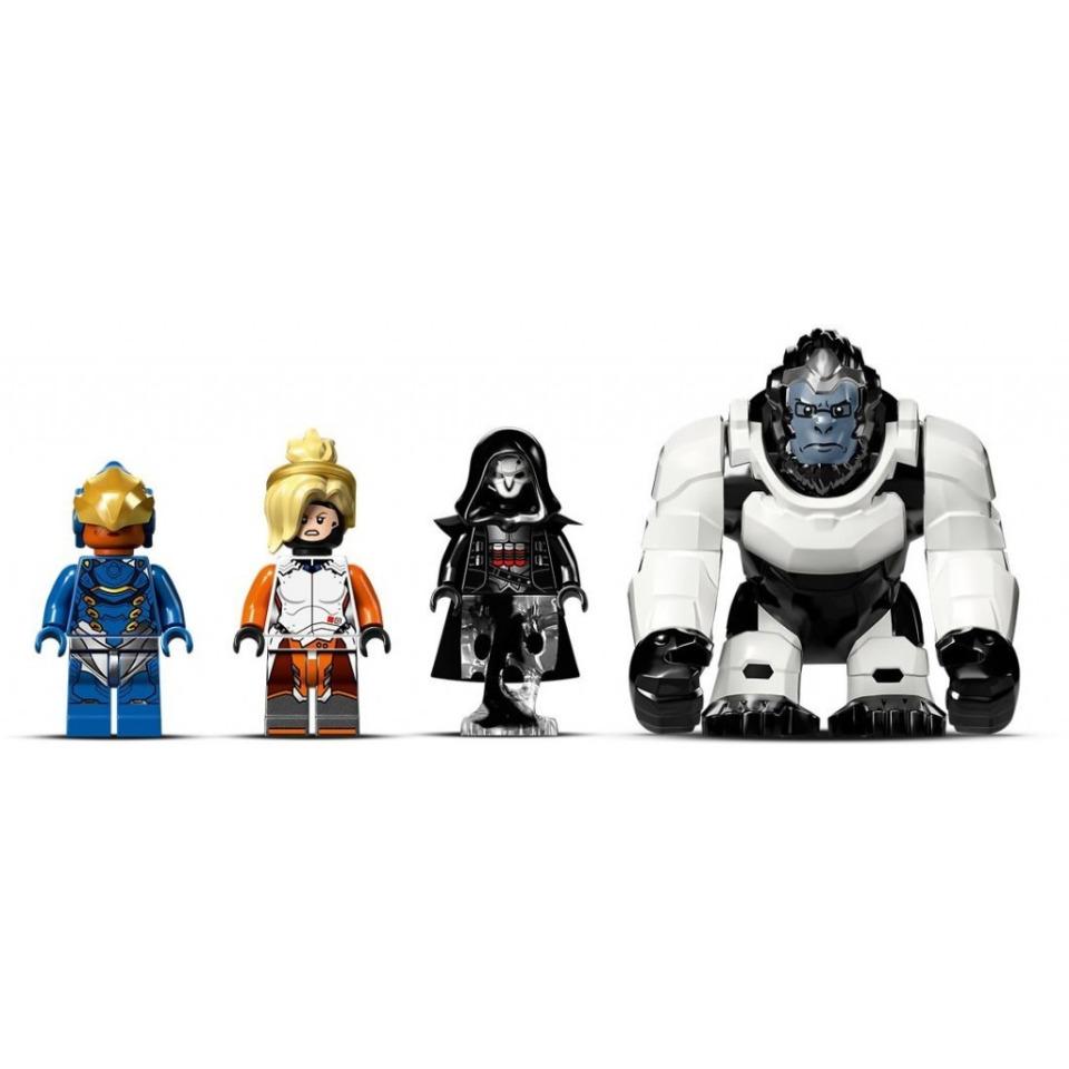 Obrázek 2 produktu LEGO Overwatch 75975 Watchpoint: Gibraltar