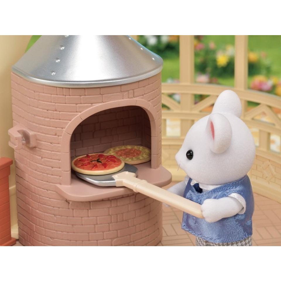 Obrázek 4 produktu Sylvanian Families 5324 Vesnická pizzeria