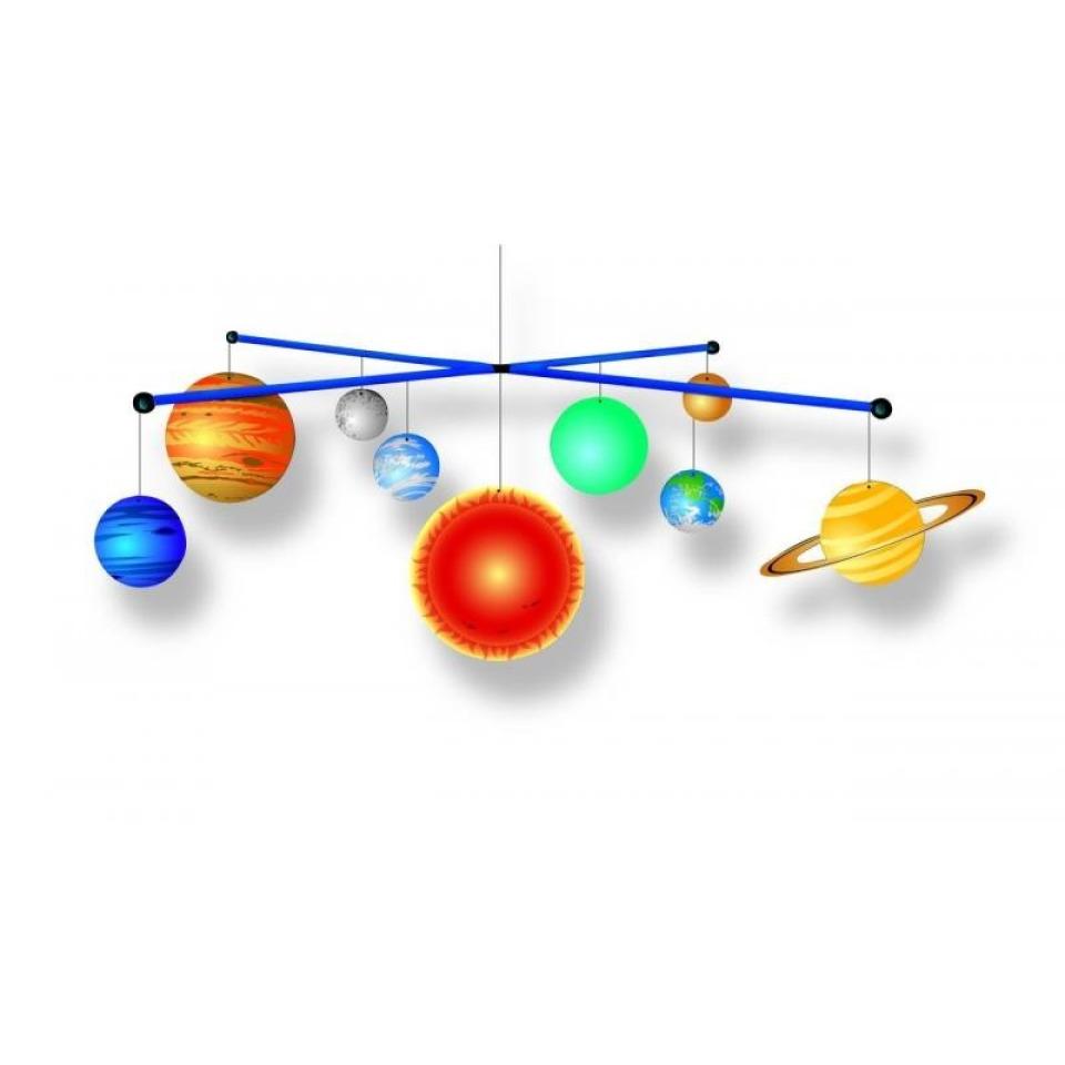 Obrázek 3 produktu KidzLabs Vyrob si sluneční soustavu