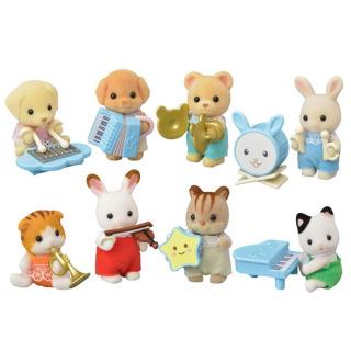 Obrázek 3 produktu Sylvanian Families 5321 Figurka Zvířátková kapela