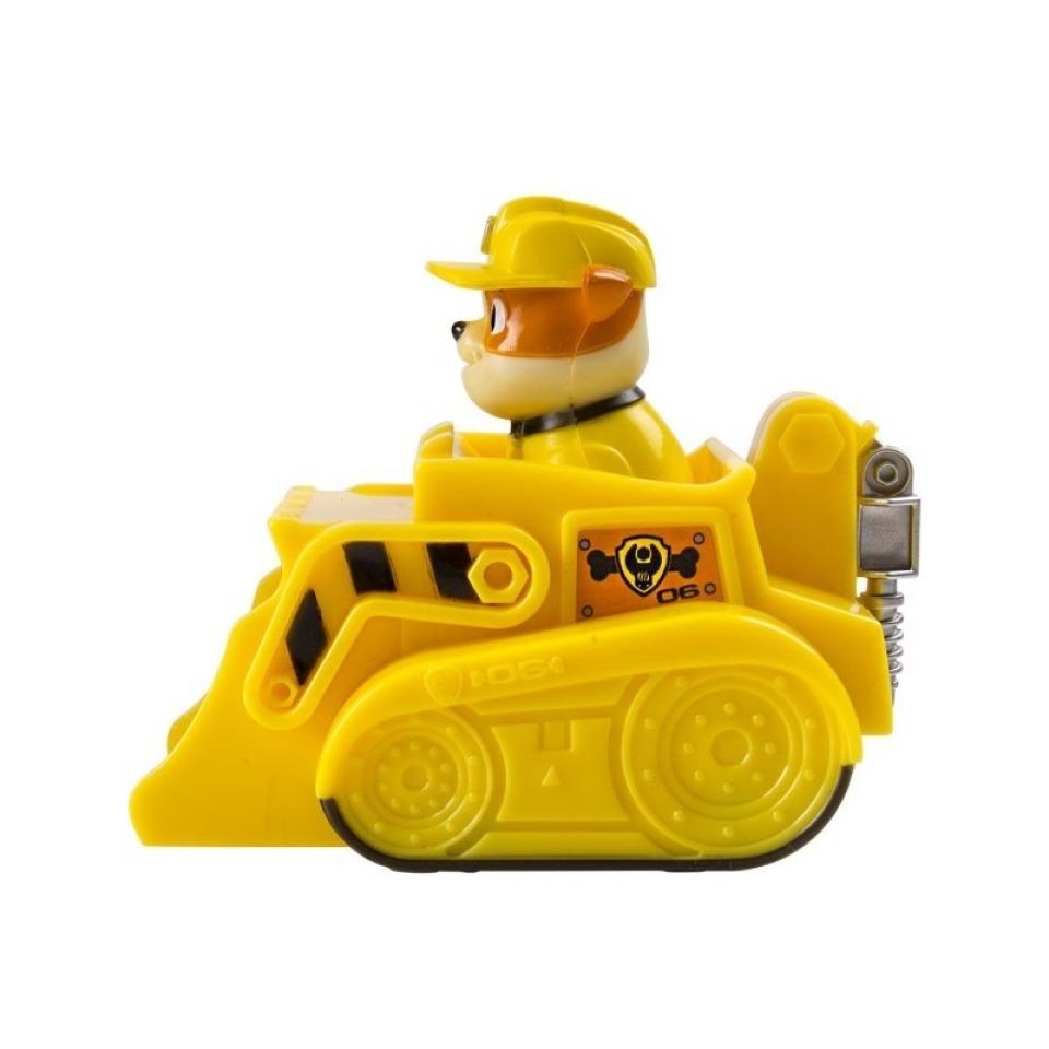 Obrázek 1 produktu Tlapková patrola Rubble a malé vozidlo 95494