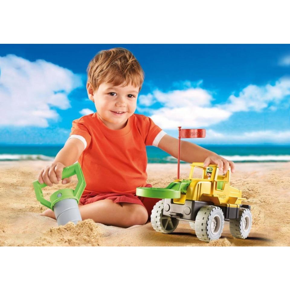 Obrázek 2 produktu Playmobil 70064 Vrtná souprava do písku