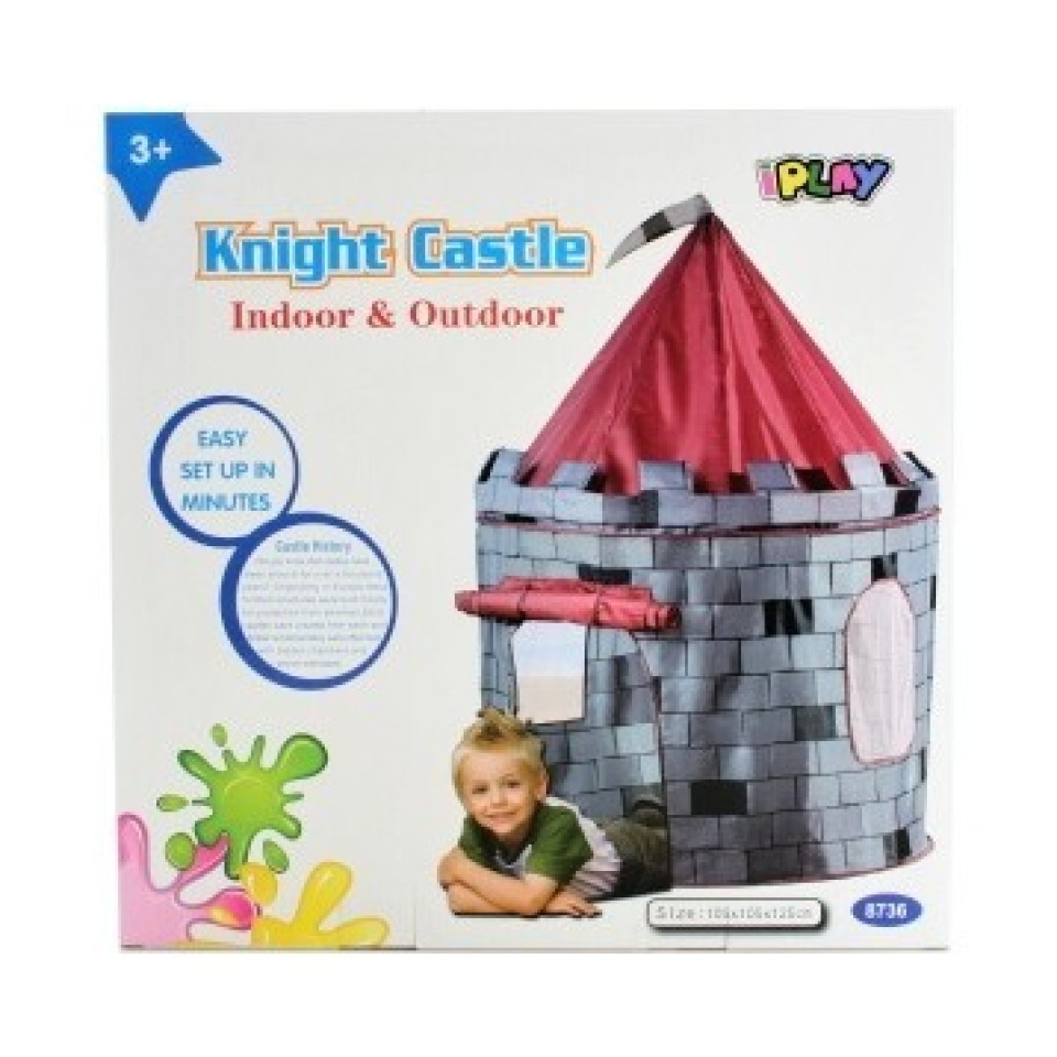 Obrázek 1 produktu Stan Rytířský hrad