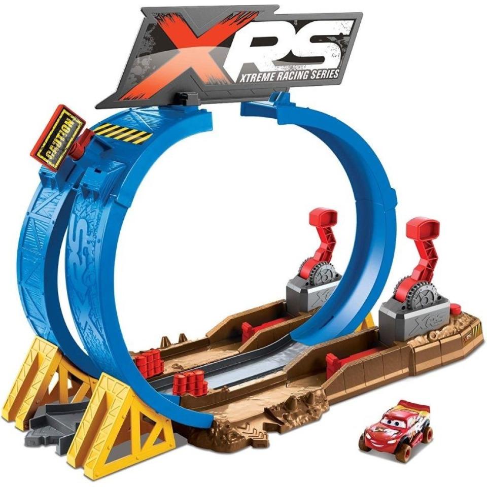 Obrázek 1 produktu Disney Cars Xtreme Racing, Mattel FYN85