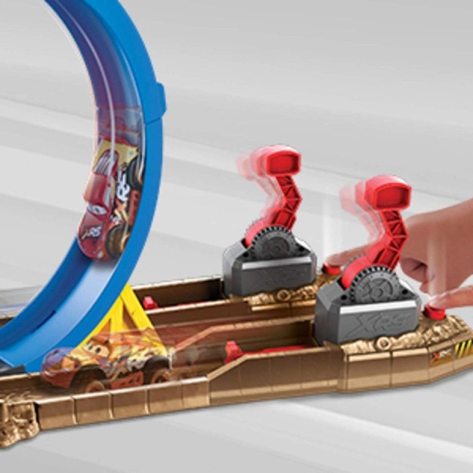 Obrázek 2 produktu Disney Cars Xtreme Racing, Mattel FYN85