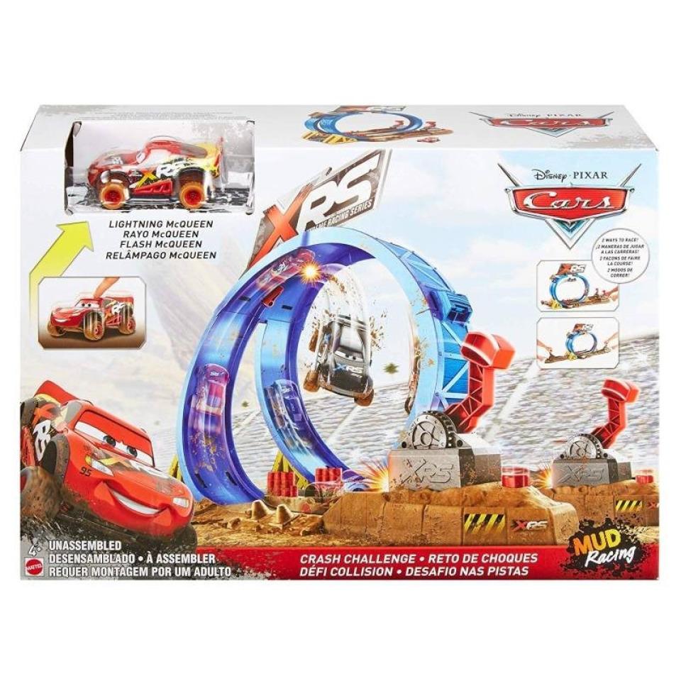 Obrázek 4 produktu Disney Cars Xtreme Racing, Mattel FYN85