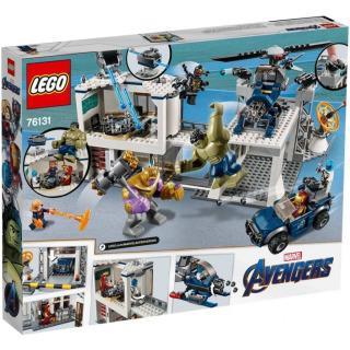 Obrázek 2 produktu LEGO Super Heroes 76131 Bitva o základnu Avengerů