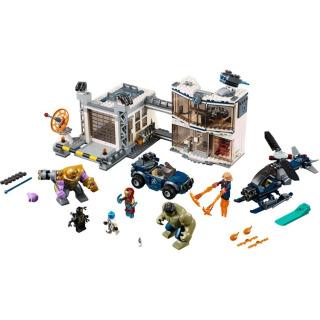Obrázek 3 produktu LEGO Super Heroes 76131 Bitva o základnu Avengerů