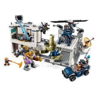 Obrázek 4 produktu LEGO Super Heroes 76131 Bitva o základnu Avengerů