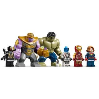 Obrázek 5 produktu LEGO Super Heroes 76131 Bitva o základnu Avengerů