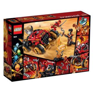 Obrázek 2 produktu LEGO Ninjago 70675 Katana 4x4