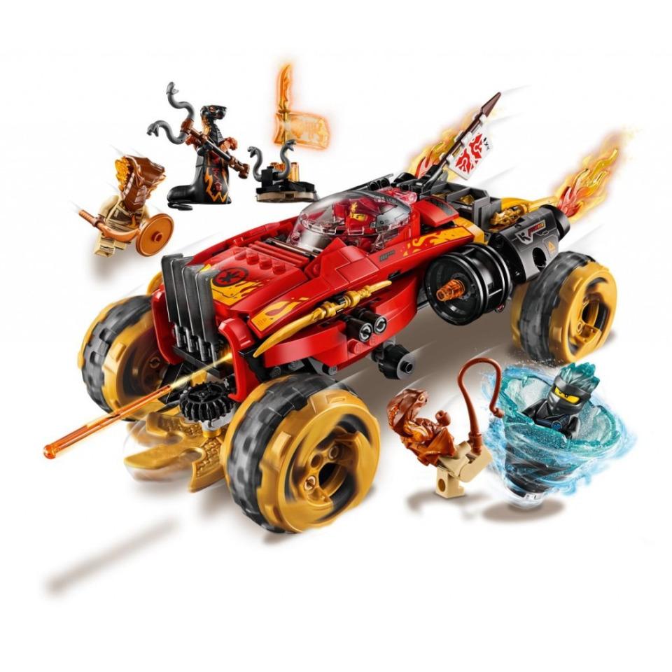 Obrázek 3 produktu LEGO Ninjago 70675 Katana 4x4