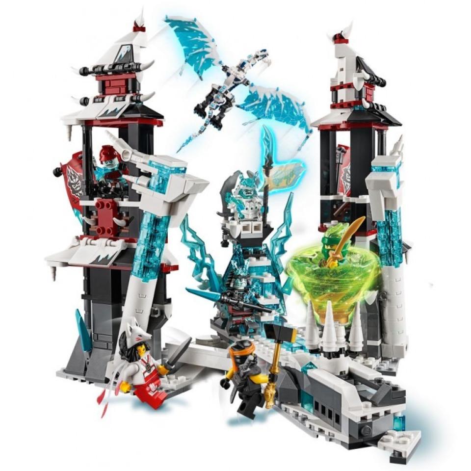 Obrázek 3 produktu LEGO Ninjago 70678 Hrad zapomenutého císaře