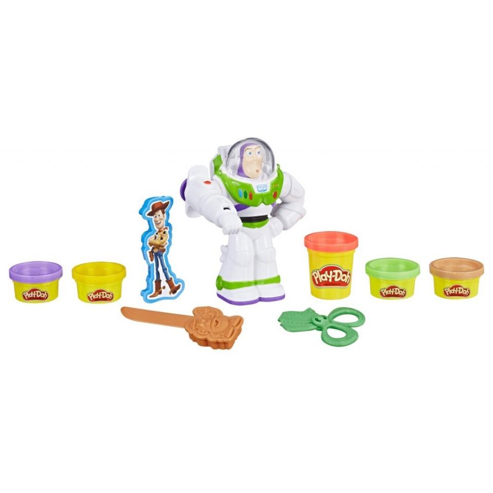 Obrázek 1 produktu Play Doh Toy Story Buzz rakeťák