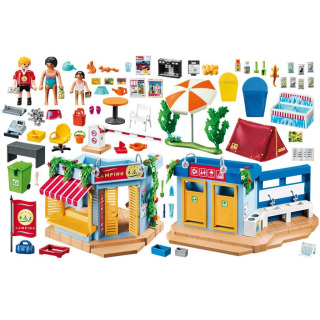 Obrázek 2 produktu Playmobil 70087 Velký kemp