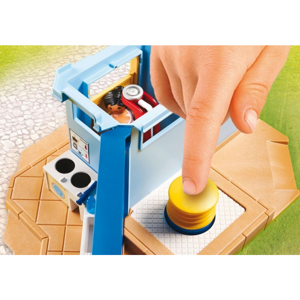 Obrázek 4 produktu Playmobil 70087 Velký kemp