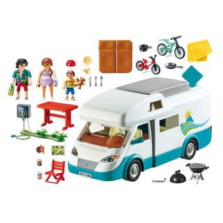 Obrázek 2 produktu Playmobil 70088 Rodinný karavan
