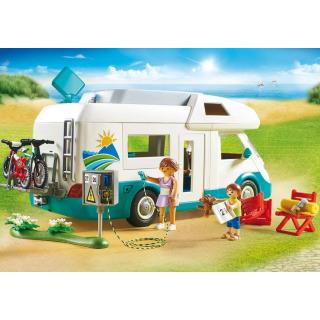 Obrázek 4 produktu Playmobil 70088 Rodinný karavan