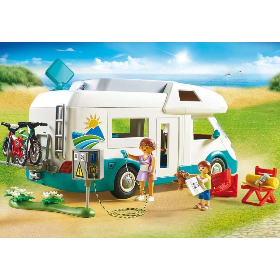 Obrázek 3 produktu Playmobil 70088 Rodinný karavan