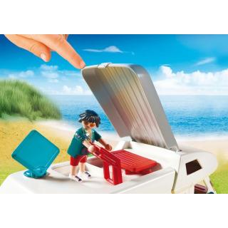 Obrázek 5 produktu Playmobil 70088 Rodinný karavan