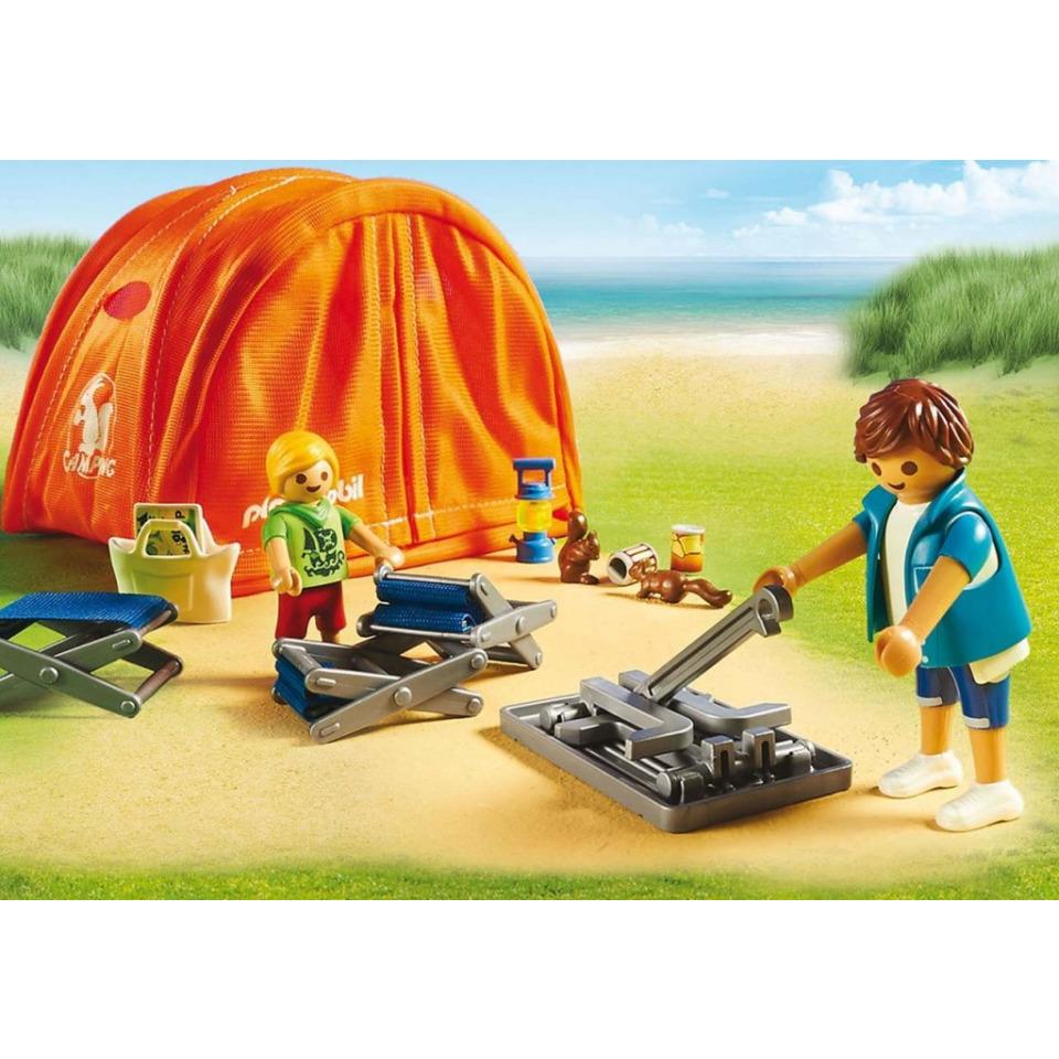 Obrázek 2 produktu Playmobil 70089 Rodinný kemping