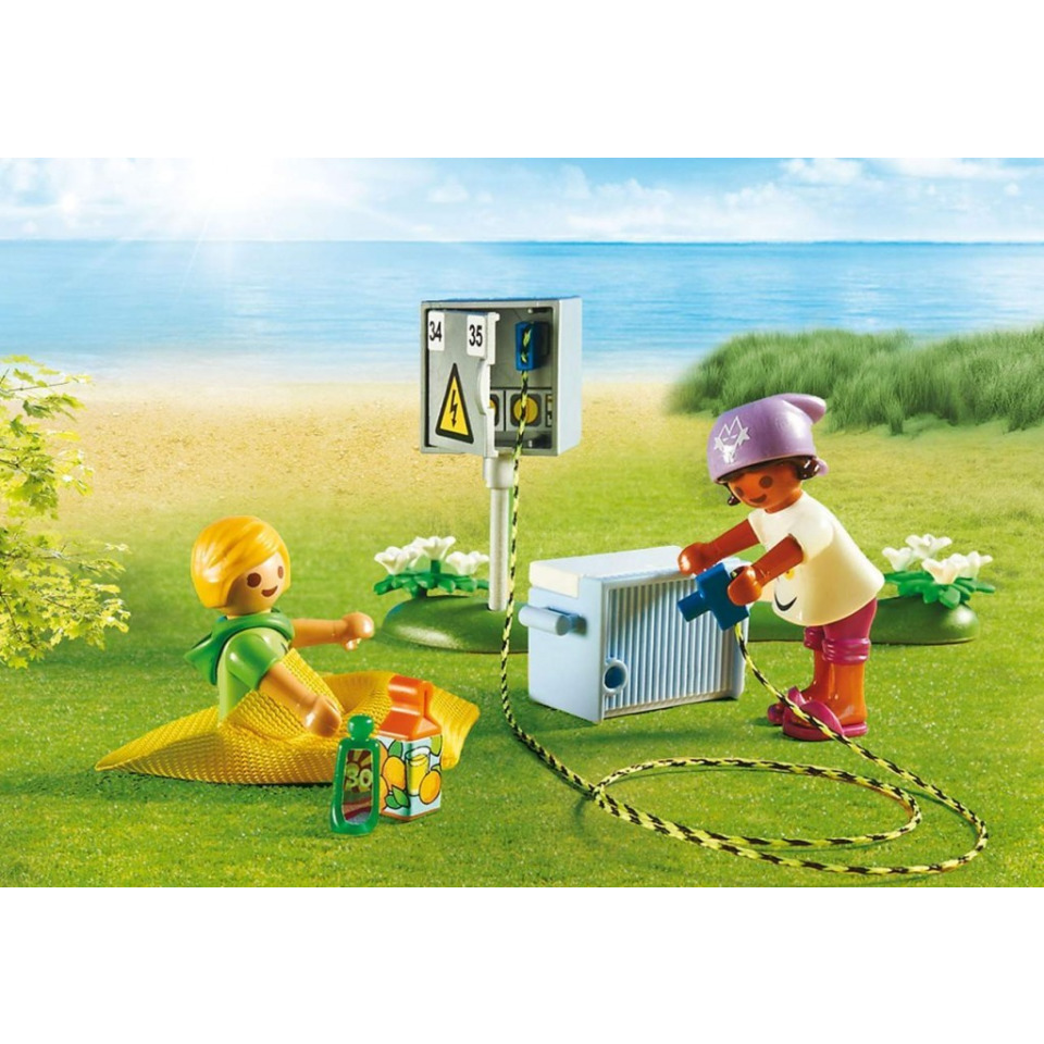 Obrázek 3 produktu Playmobil 70089 Rodinný kemping
