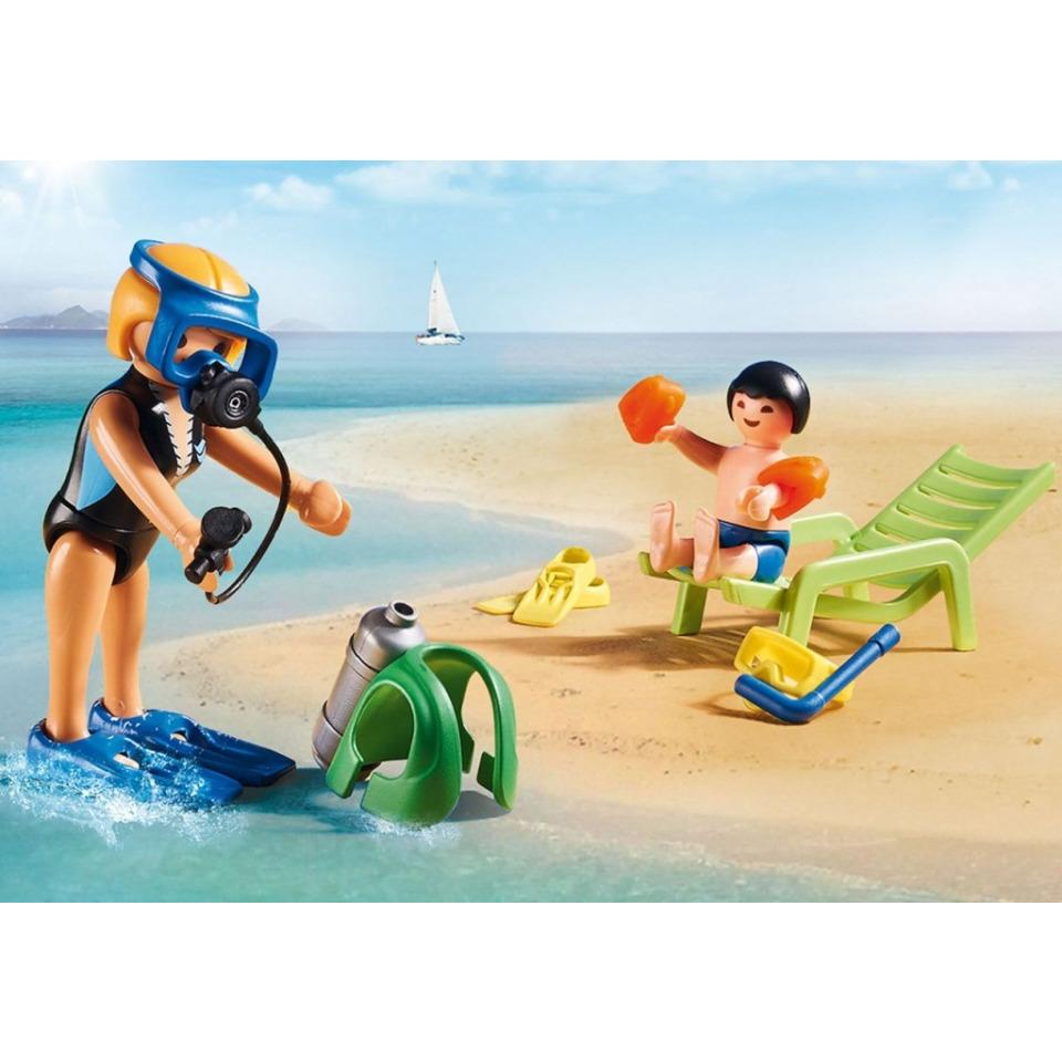 Obrázek 3 produktu Playmobil 70090 Vodní sporty