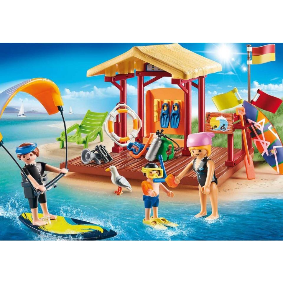 Obrázek 4 produktu Playmobil 70090 Vodní sporty