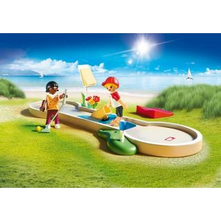 Obrázek 3 produktu Playmobil 70092 Minigolf u moře
