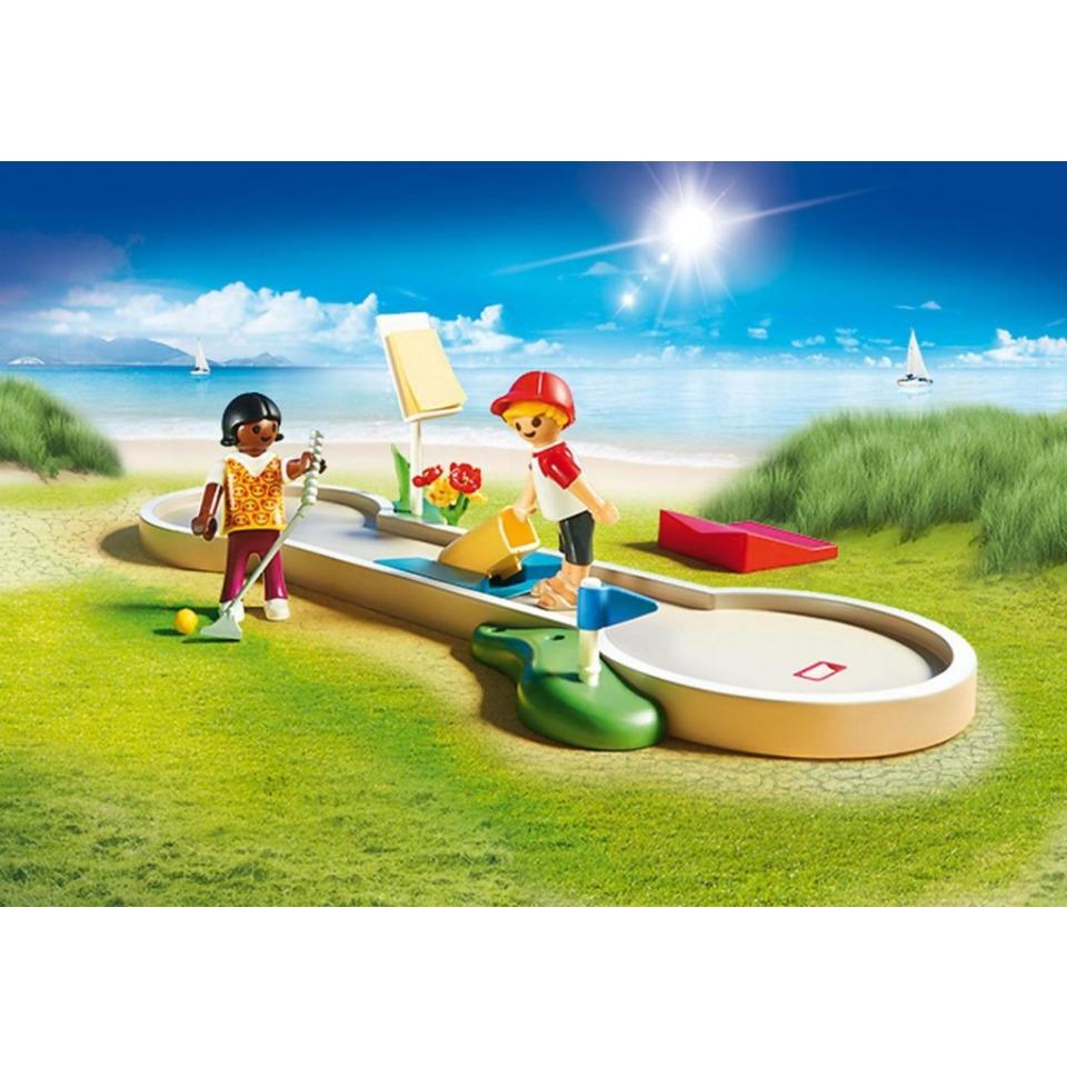Obrázek 2 produktu Playmobil 70092 Minigolf u moře