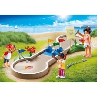 Obrázek 4 produktu Playmobil 70092 Minigolf u moře
