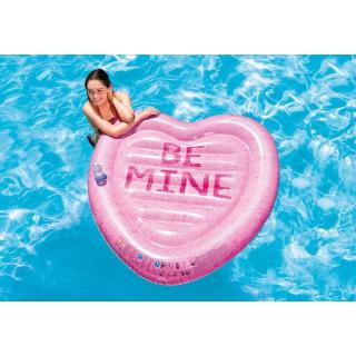 Obrázek 2 produktu Intex 58789 Nafukovací matrace Srdce