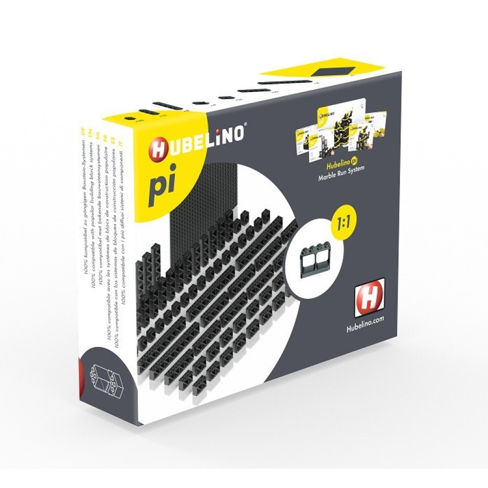 Obrázek 3 produktu HUBELINO Pi Kuličková dráha - kostky M 78 ks