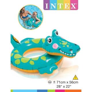 Obrázek 3 produktu Intex 58221 Kruh zvířátko Krokodýl