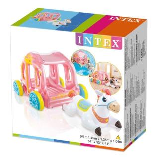 Obrázek 4 produktu Intex 56514 Kočár pro princeznu nafukovací