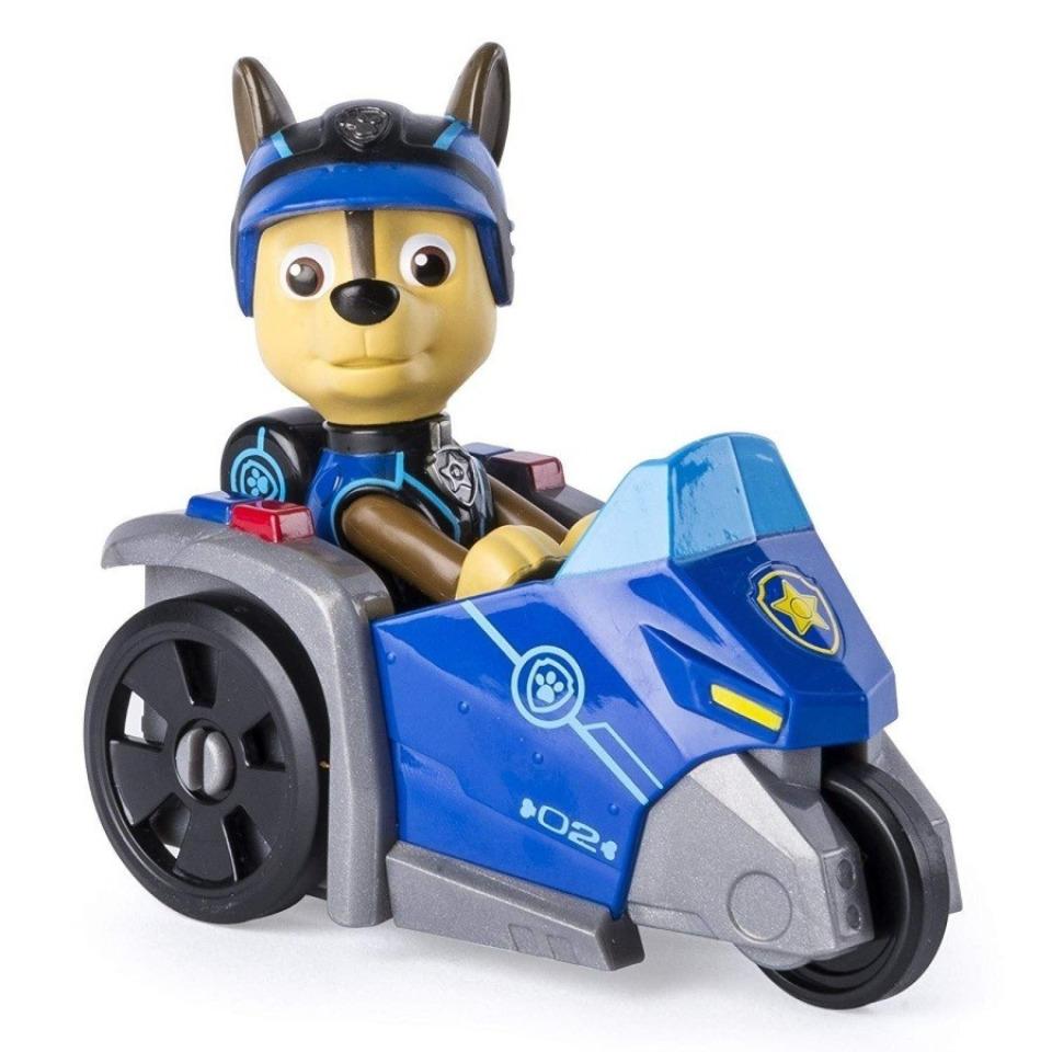 Obrázek 1 produktu Tlapková patrola Mise Chase na policejní tříkolce