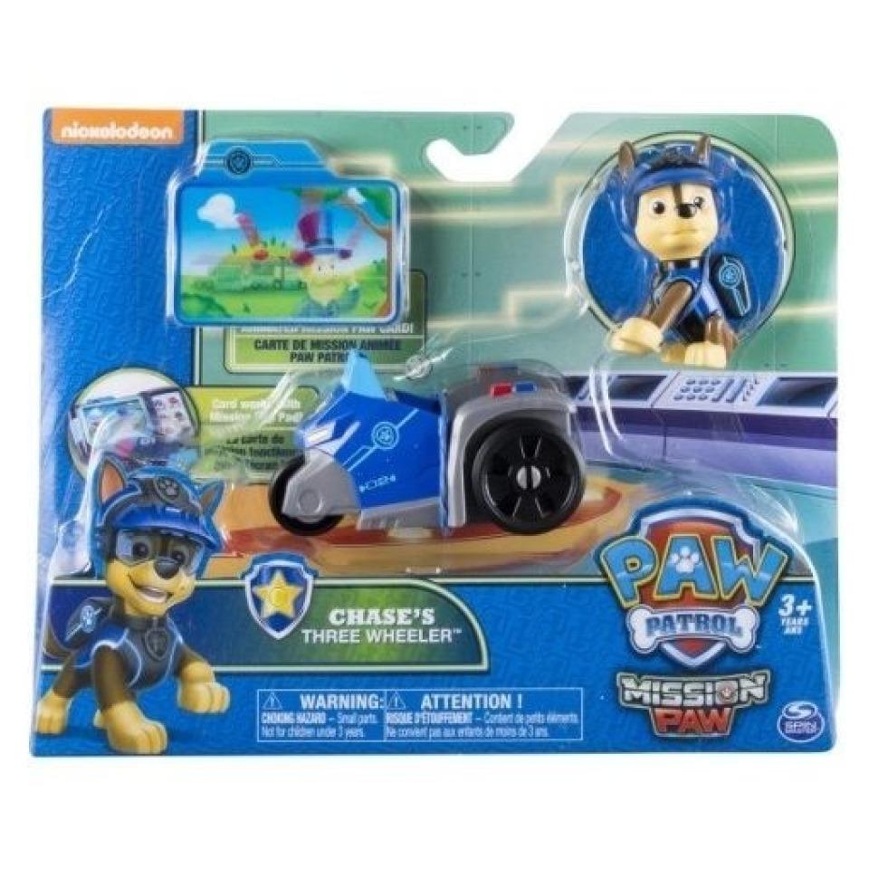 Obrázek 2 produktu Tlapková patrola Mise Chase na policejní tříkolce