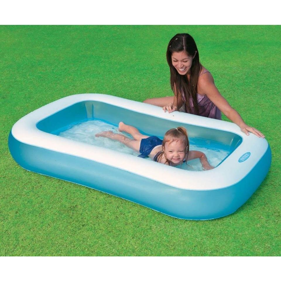 Obrázek 1 produktu Intex 57403 Bazén dětský obdélníkový